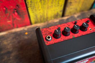 Blackstar FLY 3 Mini Sugar Skull 2 Electric Guitar Amplifier Combo