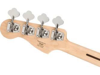 Fender Squier Affinity Series Precision Bass PJ Black Electric Bass Guitar