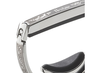 G7th Heritage Guitar Capo - Style 3 Acanthus Engraving