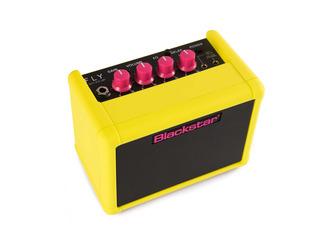 Blackstar FLY 3 Mini Neon Yellow 1x3 Electric Guitar Amplifier Combo