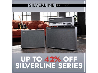 Blackstar Silverline Deluxe Head and Matching 2 x 12 Bundle
