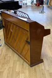 Secondhand Eavestaff Mini Royale Upright Piano Incl Stool