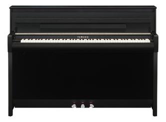 Yamaha CLP785 Digital Piano in Satin Black - 5 Year Warranty  (Subject to registering with Yamaha)