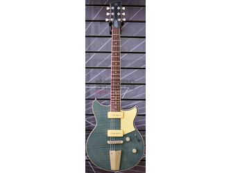 Yamaha Revstar RS502TFM Electric Guitar - Vintage Japanese Denim Finish