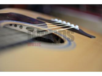 Walden Natura D800E Dreadnought Natural All Solid Electro Acoustic Guitar & Case