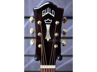 Guild Westerly D-140 Acoustic Guitar & Case, Natural