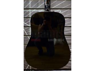 Fender Classic Design CD-60 V3 Dreadnought Black Acoustic Guitar & Case