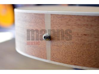 Larrivee Mahogany Recording Series OM-03 Orchestra Model Natural All Solid Acoustic Guitar & Case