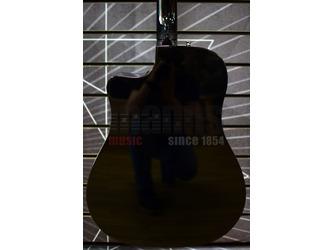 Fender Alternative FA-125CE Dreadnought Sunburst Electro Acoustic Guitar