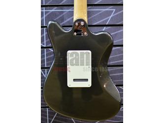 Fender Squier Paranormal Super-Sonic, Graphite Metallic, Laurel