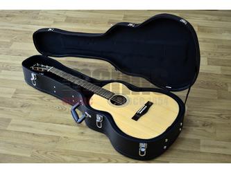 Fender CT-140SE Electro Acoustic Guitar & Hard Case, Natural, Rosewood