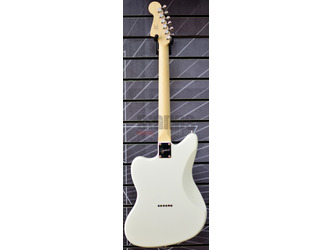 Fender Squier Affinity Series Jazzmaster HH Arctic White Electric Guitar