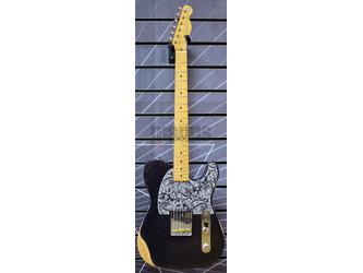 Fender Artist Brad Paisley Esquire Black Sparkle Electric Guitar & Case