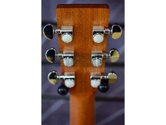 Auden Neo Bowman OM Acoustic Guitar & Case