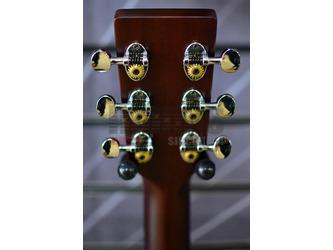 Auden Artist R Bowman OM Acoustic Guitar & Case