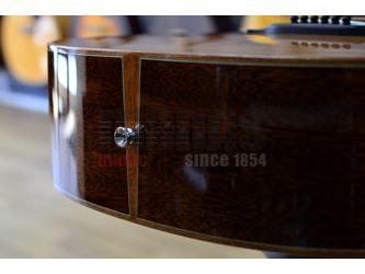 Auden Artist M Colton Dreadnought Natural All Solid Acoustic Guitar & Case