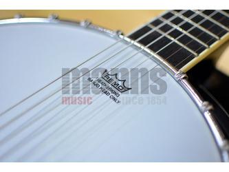 Ozark 2103 6-String Guitar Banjo & Case