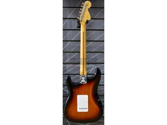 Fender Jimi Hendrix Stratocaster, 3-Colour Sunburst, Maple