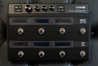 Line 6 HX Effects - Professional Guitar Effects System