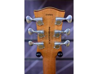 Gordon Smith GS2-60 Export SS Deluxe Semi Solid, Copper Tone & Hard Case