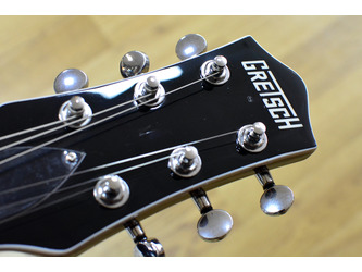 Gretsch G5230T Electromatic Jet FT Single-Cut w/ Bigsby, Airline Silver B-Stock