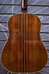 Huss & Dalton DS-12 Drop Shoulder Dreadnought Acoustic Guitar & Case