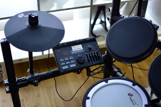 Future Dream HY502 Electronic Drumkit - With Mesh Snare