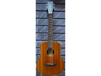 Tanglewood Winterleaf TW2 T LH Left-Handed Travel Guitar & Deluxe Gig Bag