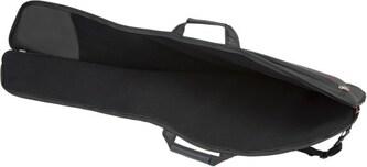 Fender FBSS-610 Short Scale Bass Guitar Gig Bag, Black