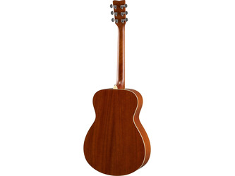 Yamaha FS820 Concert Natural Acoustic Guitar
