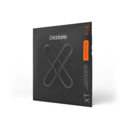 D'Addario XTAPB1047 Phosphor Bronze Acoustic Guitar Strings , Extra Light, 10-47