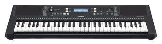 Yamaha PSRE373 61 Key Portable Keyboard Including Mains Adaptor