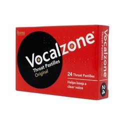 Vocalzone Throat Pastilles - Pack of 24