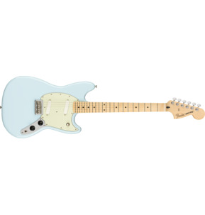 Fender Player Mustang Sonic Blue Electric Guitar