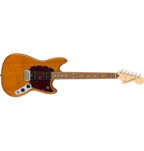 Fender Player Mustang 90 Aged Natural Electric Guitar