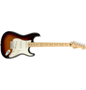 Fender Player Stratocaster 3-Colour Sunburst Electric Guitar
