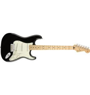 Fender Player Stratocaster Black Electric Guitar