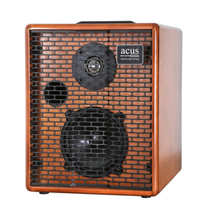 Acus Sound Engineering One ForStrings 5T Acoustic Guitar Amplifier - Wood