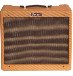 Fender Hot Rod Blues Junior Lacquered Tweed Valve 1x12 Electric Guitar Amplifier Combo