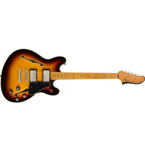 Fender Squier Classic Vibe Starcaster 3-Colour Sunburst Electric Guitar