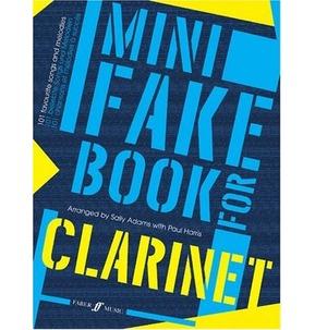 Mini Fake Book - Clarinet