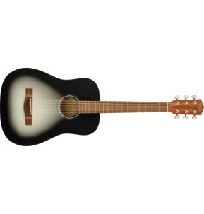 Fender Alternative FA-15 Moonlight Burst 3/4 Scale Acoustic Guitar & Case