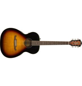 Fender Alternative FA-235E Concert 3-Tone Sunburst Electro Acoustic Guitar