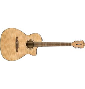 Fender Alternative FA-345CE Auditorium Natural Electro Acoustic Guitar