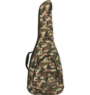 Fender FE920 Electric Guitar Gig Bag, Woodland Camo