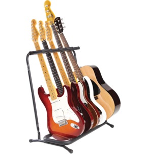 Fender Multi-Stand 5-Space Guitar Stand