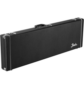 Fender Classic Series Wood Guitar Case - Mustang/Duo Sonic