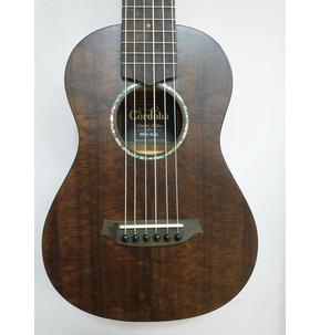 Cordoba Mini Koa Limited Edition Travel Classical Nylon Guitar & Case