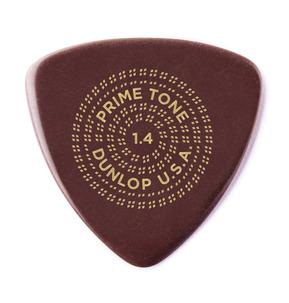 Dunlop Primetone Triangle Smooth Ultex 1.40mm Guitar Pick - Pack of 3