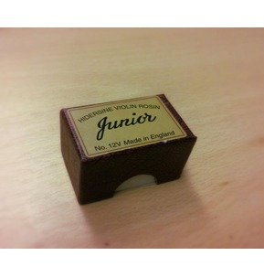 Hidersine 12V Violin Rosin Junior